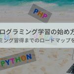 programming-roadmap
